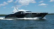 Superyacht Ghost